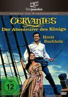 CERVANTES-DER ABENTEURER DES KÖNIGS (FILMJUWELE - SHERMAN,VINCENT   DVD NEU