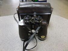 Jason Statesman Model 192 Wide Angle 10 X 50 Binoculars With Case