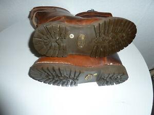 Leder Stiefel Canadian Original Größe 40