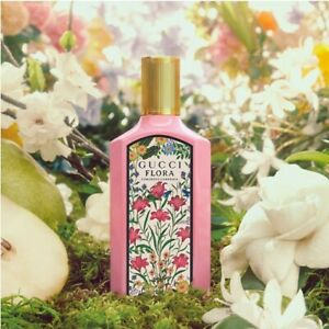 GUCCI Flora Gorgeous Gardenia edp 1.5ml sample 💐 just launched 🌷🌺