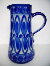 CERAMICA BROCCA BRICCO 27cm E. balzar-Kopp Gres Westerwald art pottery VINTAGE