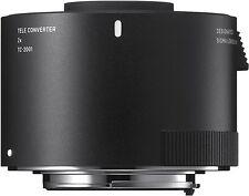 Sigma tc-2001 2x Tele Converter-Nikon Fit
