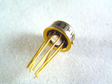 Analogue Devices AD741KH IC OP-AMP SINGLE BIPOLAR TO-5 8 GOLD PIN METAL OM0146D