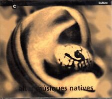 ALTER MUSIQUES NATIVES G3KRTU1 CD MAQUINA SISA MÚSICA DISPERSA MIRASOL