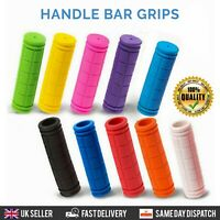 Soft Bike Handlebar Grips Hand Grip MTB BMX Cycle Road Mountain Bike Bicycle