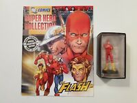 Eaglemoss DC Super Hero Collection Issue 5 Flash 2008 Low Serial Number A