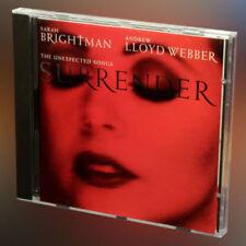 CD de musique vocaux Sarah Brightman sur album