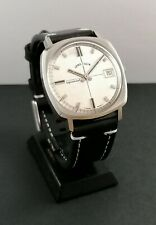 !! MONTRE HOMME LORD ELGIN AQUAMASTER VINTAGE WATCH 70'S AUTOMATIC SERVICED !!