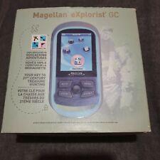 Magellan Explorist GC Handheld GPS GeoCaching