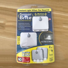 Sensor Brite Motion Activated LED Lights 2-Pack As Seen On TV