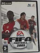 EA Sports FIFA Football 2005 PC CD ROM Spiele