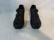Louis Garneau Copper T-Flex MTB  Cycling Shoes Men's 46 US 11.5 Black