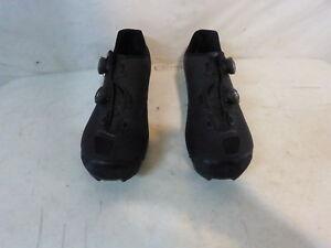 Louis Garneau Copper T-Flex MTB  Cycling Shoes Men's 46 US 11.5 Black