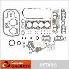 Full Gasket Set Fits 83-88 Mitsubishi Cordia Tredia 1.8L L4 SOHC 8v