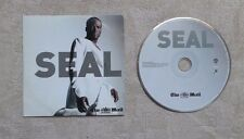 """CD AUDIO MUSIQUE / SEAL """"SEAL"""" 12T CD COMPILATION PROMO 2007 ELECTRONIC, POP"""