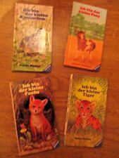 4  x  Ravensburger Verlag (Kleine Bücher) - Ich bin der kleine Fuchs und.... -