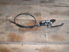 Poignée + câble de porte avant gauche JAGUAR DAIMLER XJ40 de 1986 a 1994