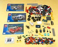 LEGO CITY HIGH SPEED CHASE SET # 60007