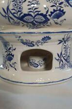Serving Dish Porcelain Japan Dish/Lid, Spoon & Warmer