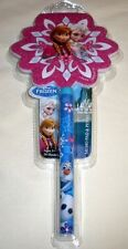 DISNEY FROZEN ANNA  ELSA & OLAF BIRTHDAY PARTY SUPPLIES MEMO PAD AND PEN SET