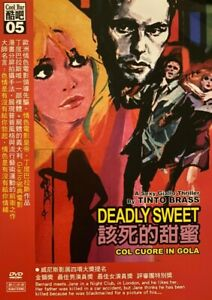 Deadly Sweet ( Col Cuore in Gola) (1967) - TINTO BRASS Ewa Aulin (Region All)