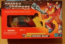 Toys R Us Exclusive HOT ROD Rodimus Major TRU G1 Commemorative Series I MISB