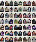 Womens Mens 3D Animal Print Hoodie sweatshirt space galaxy Top jumper Pullover F
