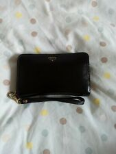 Fossil Purse Black Leather