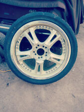17 inch mag wheels 17X7JJ WITH TYRES
