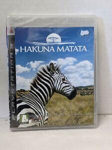 HAKUNA MATATA (ENGLISH / KOREAN VERSION) AKA Afrika PS3 Region Free