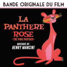 CD La Panthère Rose (The Pink Panther) - Bande Originale du Film - Henry Mancini