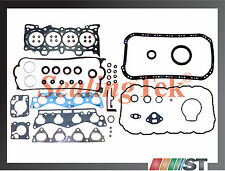 Fit 96-00 Honda 1.6 SOHC 16V D16Y Engine Full Gasket Set D16Y8 D16Y7 D16Y5 motor