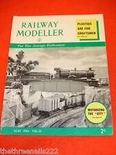 RAILWAY MODELLER - MAY 1961 - HAZEL ISLAND BY STEPHERD