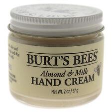 Almond & Milk Hand Cream by Burt's Bees for Unisex - 2 oz Hand Cream