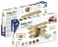 Artesania Latina Fokker Dr.I Red Baron 1:16 Metal & Wood Model Kit 20350