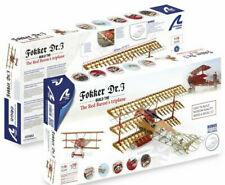 Artesania Latina Fokker Dr.I Red Baron 1:16 Metal & Wood Model Kit 20350