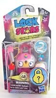 Hasbro Lock Stars Series 1 Pink Cat Unicorn Figure Surprise Inside New
