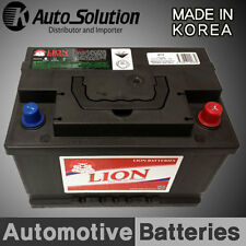 Fits for VOLVO S60, S70, S80, S90, C70, XC 90 (Petrol) SMF Battery Din66 CCA580