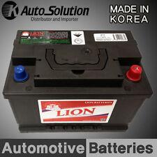 SMF Battery Din66 CCA620 Fits Holden Astra, Barina SRI, XC Zafira MPV, Tigra