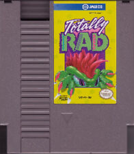 TOTALLY RAD ORIGINAL CLASSIC GAME NINTENDO NES HQ