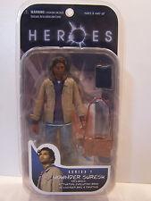 Mezco Heroes series 1 Mohinder Suresh MOC 2007