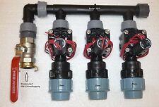 Hunter Magnetventil-Verteiler für 3 Stationen