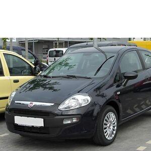 Fiat Punto EVO 2009-2012 Motorhaube in Wunschfarbe lackiert, NEU!