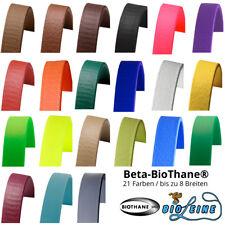 Beta Biothane® Meterware 16 mm breit, verschiedene Farben