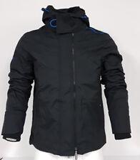 Superdry Men's Pop Zip Hood Arctic Windcheater Black Medium