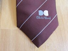 DATACARD Data Protection Company Staff Issue Tie by Neatwear