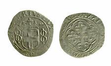 s351) SAVOIA - Emanuele Filiberto (1553-1580) - Grosso 1559 MIR 532