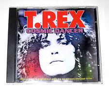 CD: T.Rex - Cosmic Dancer (2000, Edel) ED182082 Marc Bolan Bang A Gong Get It On