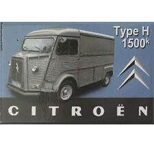 Magnet Rectangulaire H 1500K Citroën - 7.9 x 5.4 cm