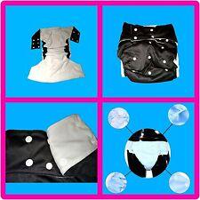 NEU Inkontinenz Herren Damen Waschbare Windelhose Windel Hose für Erwachsene